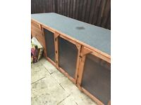 Large rabbit hutch or dog kennel brand new