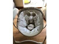 Graco Baby Glider Swing - Hardly Used