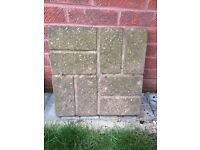 Patio/Paving Slabs for sale