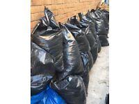 20+ bags of soil