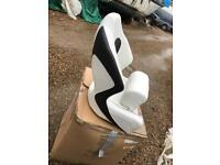 2 Boat seats luxury bucket rib seat new