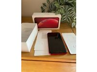 iPhone XR (red) 64gb - Excellent condition