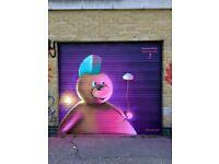 Graffiti and Street art artist looking for walls.