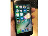 IPhone 7 Black 32 gb FAIR condition UNLOCKED