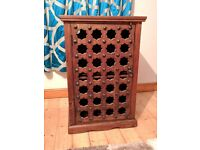 Beautifully crafted indian/moroccan cabinet