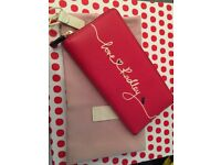 Radley Red Purse Never Used
