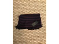 TED BAKER mens Scarf - NEW WITH TAGS