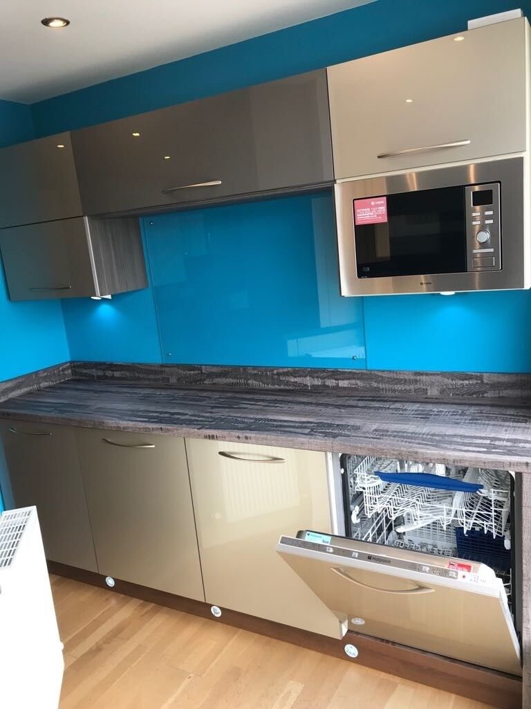 Ex - display kitchen units (new), Includes all Appliances as seen ...