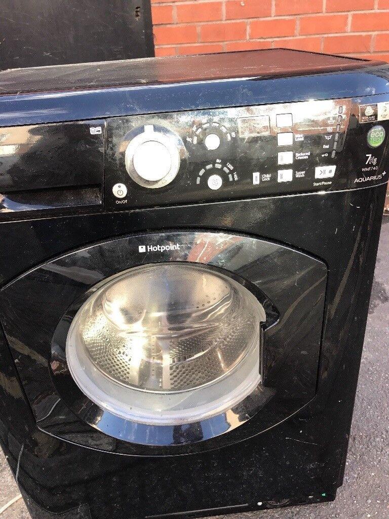 Hotpoint washing machine 7kg... free delivery