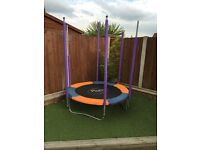4ft Trampoline, good condition