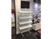 Retail stand - unit - shelf