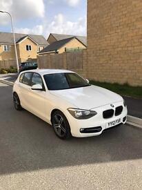 BMW 1 Series 2.0 118d Sport 5dr // 12 months TAX + MOT