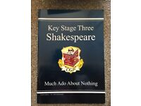 Key Stage Three (KS3) Shakespeare Much Ado About Nothing CPG Book
