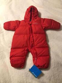 Snowsuit 6 months