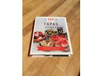150 Tapas Recipes - Recipe book