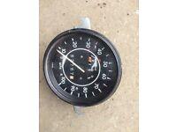 VW Beetle Speedometer, 1974 model, - £20 contact 07763119188