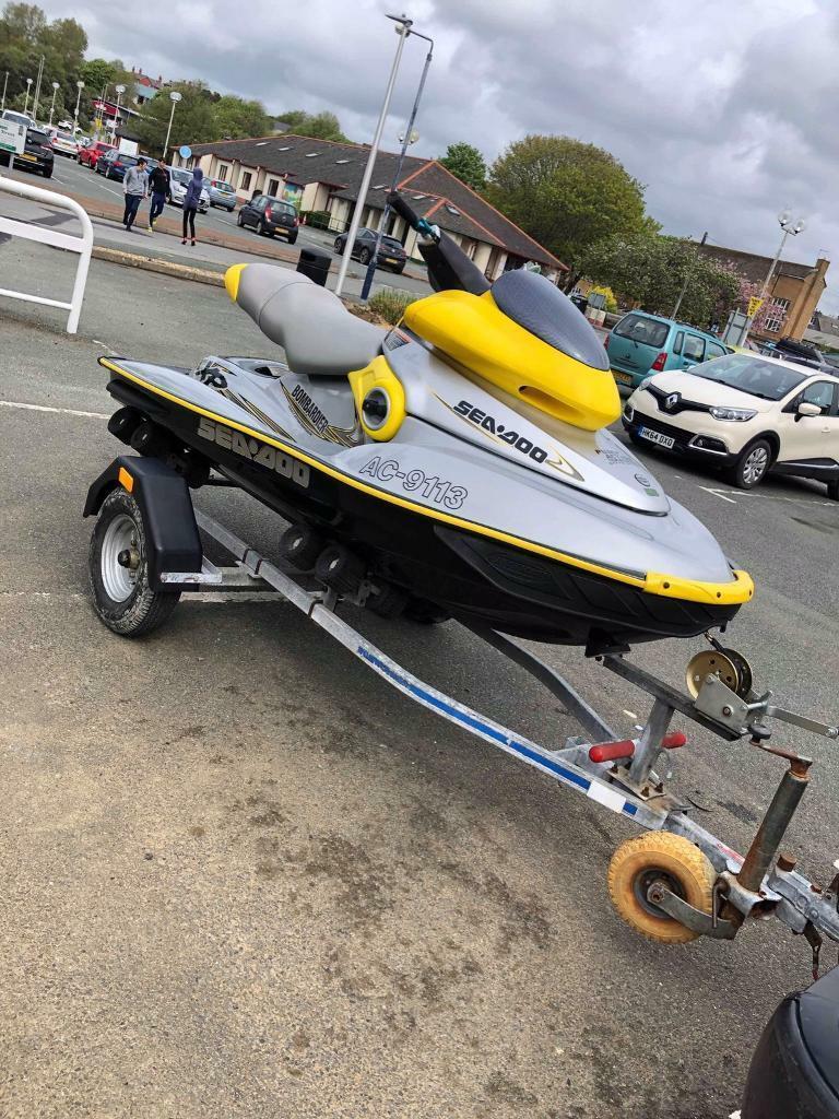 Seadoo xp jetski sake/swap for a boat | in Pembroke Dock, Pembrokeshire |  Gumtree