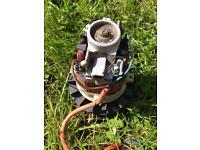 Motor for Flymo Garden Vac