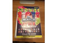 Match Attax - 16/17