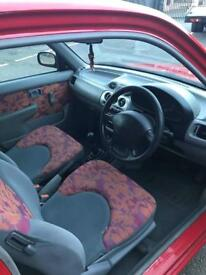 Nissan Micra 1.0 liter cheap little car low milage