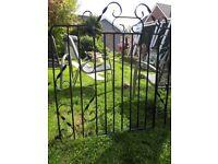 Drive/Garden Gates, Ornate, Excellent Condition