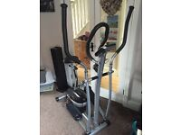 V-fit 2 in 1 combo cycle/x trainer MCCT1