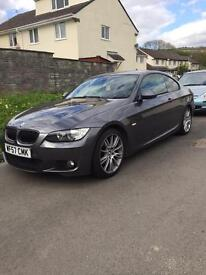 2007 BMW 3 series 320d coupe