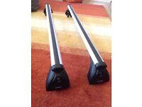 Exodus Aero Roof Rack for Vauxhall Astra - Fixing Pack F090, Feet Pack FP03 & Aero 120 Roof bars