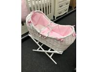 Moses Basket **excellent condition**