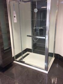 Ex display shower enclosure