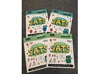 New key stage 2 maths and English workbooks all new