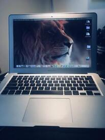 """MacBook Air 13"""" (2011 Model) with Intel Core 1.7 GHZ i5 processor"""