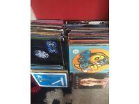 300 x hardcore vinyls