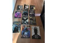 Graphic Novels Comics bundle swap