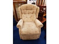 Manual Lever Reclining Armchair