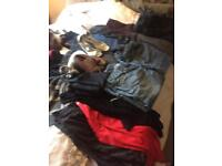 Job lot clothes