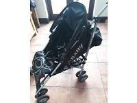 O Baby Atlas Stroller