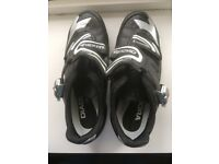 Diadora cycle shoes (size 38/size 5)