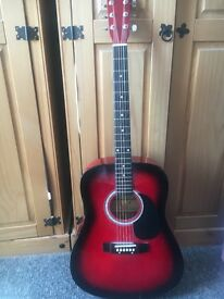 Right handed Martin smith guitar