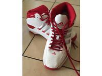 Adidas Basketball boots size 11