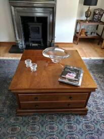 Forrest Furnishings Coffee Table with Drawers