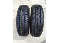 2 x Brand New Premium F580 Firestone Tyres * NEW *