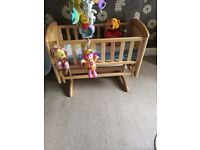baby bed 50£