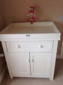 Dresser Changing unit