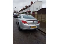 Vauxhall insignia 2.0 diesel, manual for sale