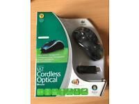 Logitech LX7 Cordless Optical Mouse
