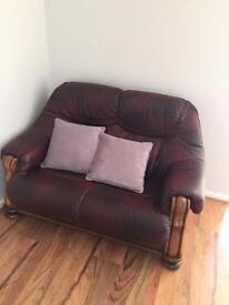 Good quality leather sofas