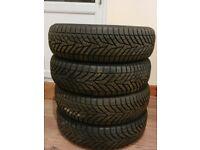Yokohama Winter Drive Tyres 195/65HR15