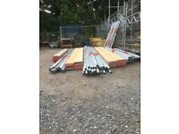 Wanted Scaffolding Tubes, Fittings, Boards, Beams and Gates