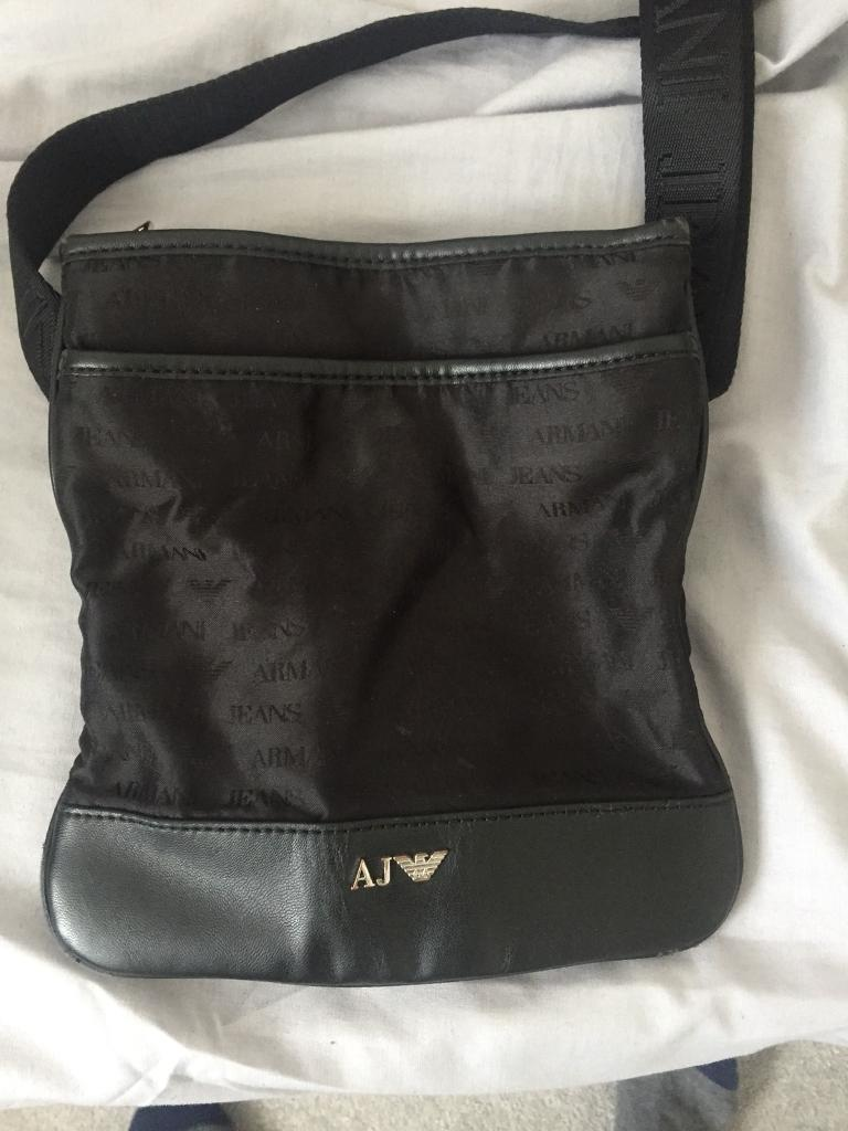 6aaa8dfda6 Armani jeans pouch